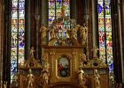 Fragment of the Baroque high altar