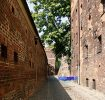 Toruń Old Quarter: Gothic alley and the Leaning Tower