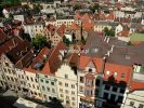 Toruń Old Quarter: Over the Old Town's rooftops
