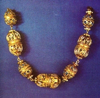 The Skrwilno Treasure - Chain, 1st half of the 17th c.