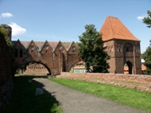 Teutonic Castle in Toruń